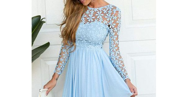 Cute Long Sleeve Dresses - Dress Xy | Long Sleeve Dresses ...