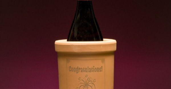 terra cotta wine bottles and rustic on pinterest