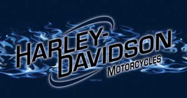 Harley Davidson Fire Angle Rear Window Graphic Part