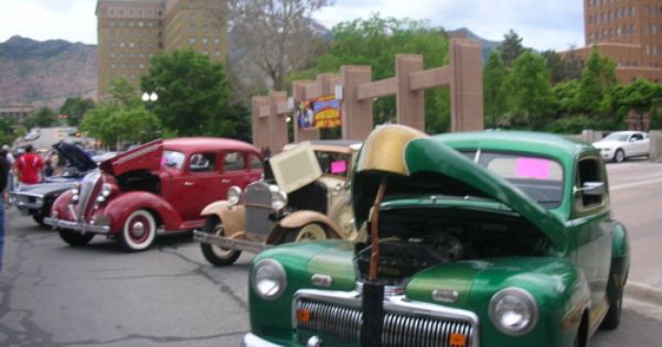 Historic 25th Streets Car Show Is A Blast It Is Usually In June