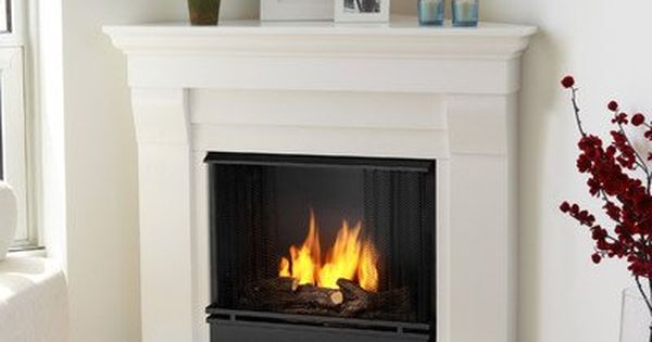 How To Build A Simple Do It Yourself Corner Fireplace Fireplaces Do It Yourself And House