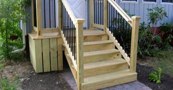 steps and landing handyman club of america handyman forums diy