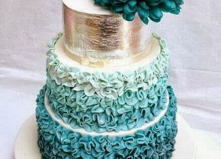 turquoise and grey wedding - Google Search