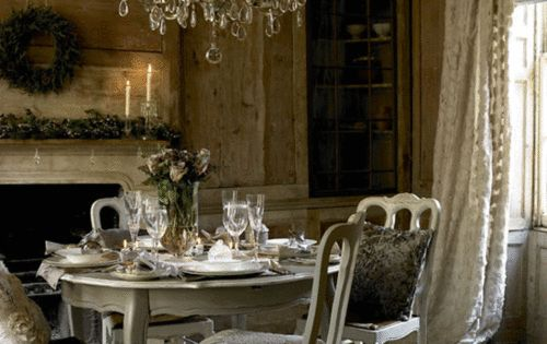 French Country Decorating Ideas | dining-room23 | French Country Decorating Ideas