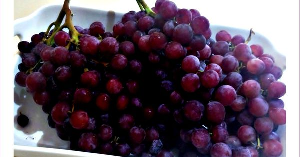 purple grapes | Summer Fruit | Pinterest | Purple