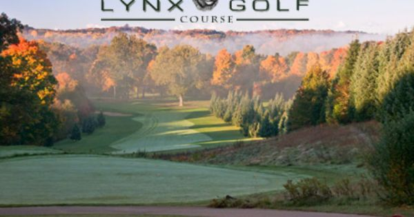 20 For 18 Holes With Cart At Lynx Golf Course In Otsego Michigan Golf Courses Golf Best Golf Courses
