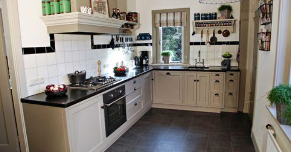 Jaren 39 30 keuken interieur en inrichting voor jaren 30 woningen pinterest meubelen op maat - Meubelen cottage berg ...