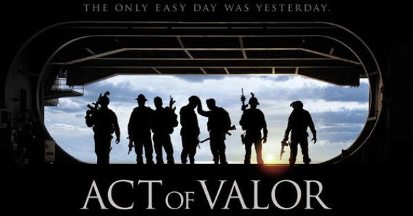 Act Of Valor Action Packed Choice For Veterans Day Act Of Valor Good Movies See Movie