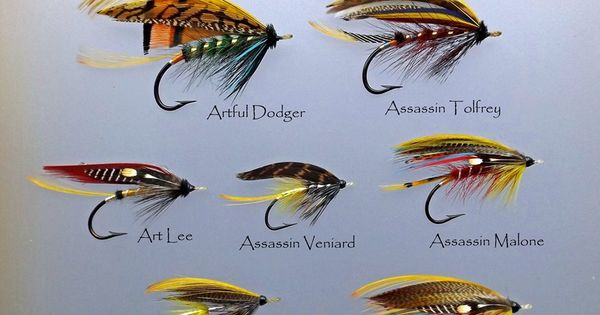 Artful dodger assassin tolfrey art lee assassin veniard for Sodium fishing gear