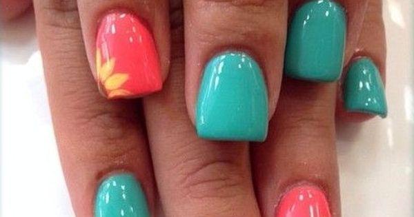 45 Spring Nails ideas