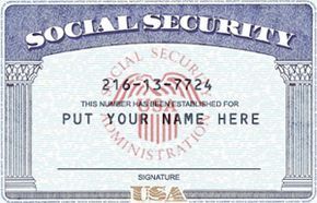How To Get Money Using Your Social Security Card