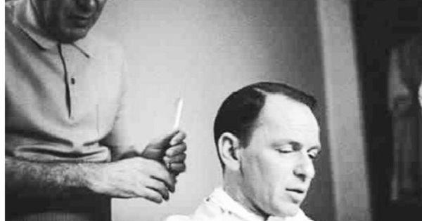 Celebrity status barber shop