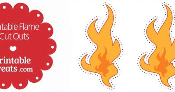 Free-printable-flame-cut-outs