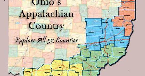 Ohio S Appalachian Country Ohio Ohio History Youngstown Ohio
