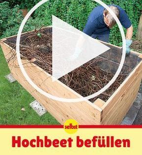 Hochbeet Anlegen Hochbeet Hochbeet Pflanzen Und Garten Hochbeet