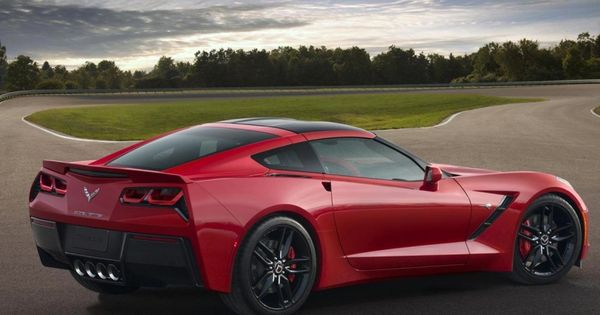 2014 Chevrolet Corvette sport cars