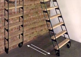 Zip Up Echelle Escalier Escamotable Zoldertrappen