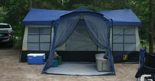 Cabin Tents 200hilary 10 Man Family Cabin Tent With