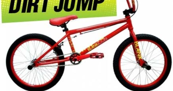Dirt Jump Bikes The Classic Dirt Jump Bike Is The Most Simple Of