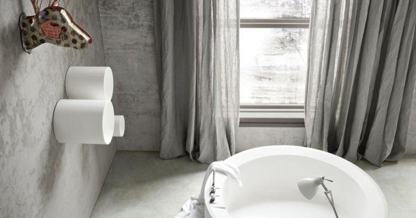 runde badewanne freistehend inspirierend hellgraues bad badezimmer ideen fliesen leuchten. Black Bedroom Furniture Sets. Home Design Ideas