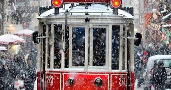 Tram by Niyazi Uğur Genca - Istanbul / Turkey