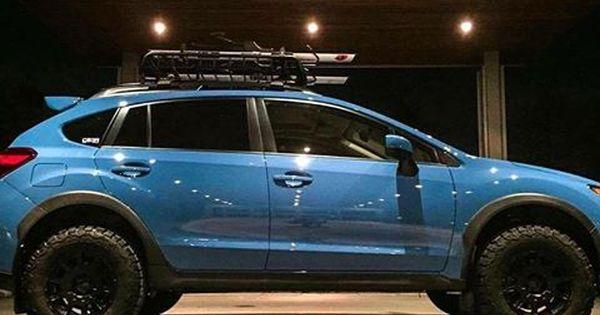 Car: 2016 Subaru Crosstrek Modifications: @lp_aventure 1.5 ...