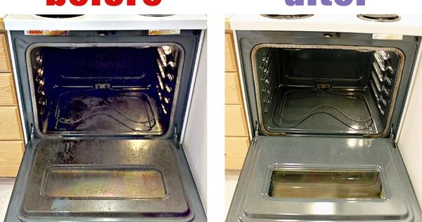 Easy Homemade Oven Cleaner from One Good Thing by Jillee