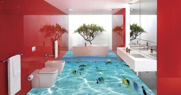badezimmer mit dem 3d fussboden schau mal es notwendig an wie es effektiv aussieht weimar. Black Bedroom Furniture Sets. Home Design Ideas