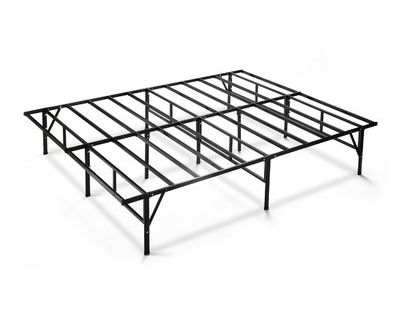 Alwyn Home Higbee Easy To Assemble Smartbase Bed Frame Size Full