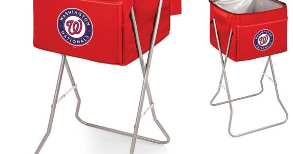 Use This Exclusive Coupon Code Pinfive To Receive An Additional 5 Off The Washington Nationals Mlb Red Party Cube At Sportsfan Nfl Party Blue Party Red Party