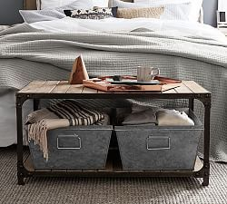 Brooklyn Square Coffee Table Coffee Table Pottery Barn