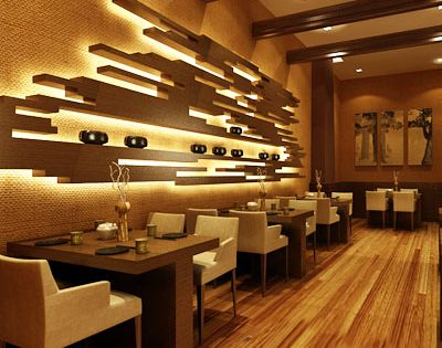 japanese restaurant interior design group picture image by