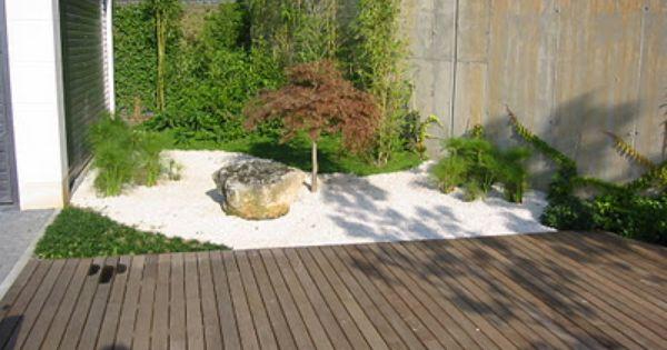 Paisajismo dise o de jardines jardinitis jard n moderno for Diseno de jardines pequenos modernos