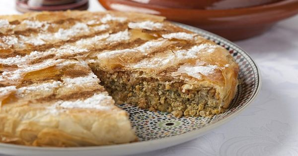 Meat pies, Moroccan style and Meat on Pinterest