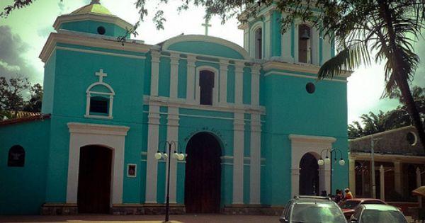 Iglesia Nuestra Sra Del Rosario Guigue Iglesia Venezuela