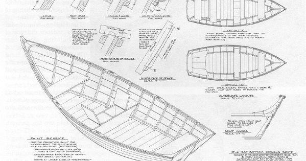 plans for wooden boat building pdf plans for boat building ...