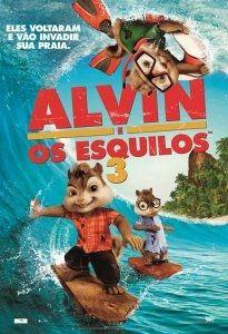 Alvin E Os Esquilos 3 Mike Mitchell 2011 Com Imagens Alvin