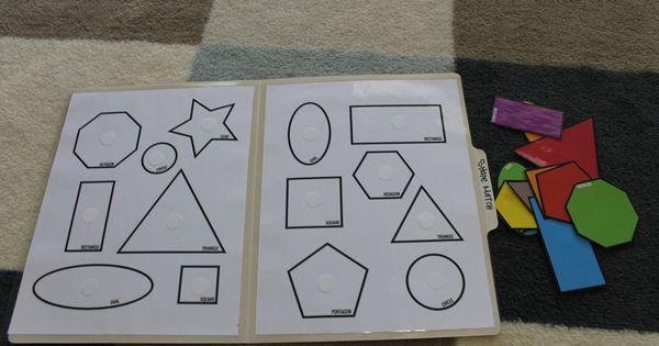 Shape-match-toddler-pre-k-file-folder-game-open