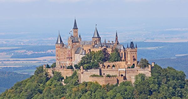 hohenzollern castle by dirtypaws13 - photo #7