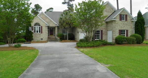 Impressive golf course home with views of 8th, 9th, 16th holes, lake