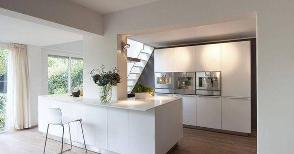 Vijf verbouwtips om de waarde van je huis te verhogen foto woonkeuken bulthaup b3 design by - Eigentijds huis grijs ...