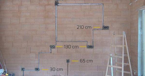 die h he von steckdosen und schaltern bei der elektroinstallation elektro hausbau und renovieren. Black Bedroom Furniture Sets. Home Design Ideas