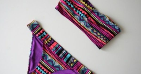 I love the tribal print right now this is a great and