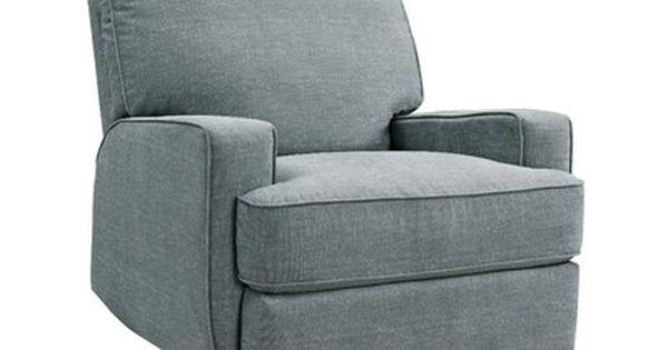 Glenda Reclining Glider Recliner Living Room Arrangements Furniture