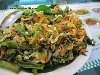Resep Urap Bumbu Urap Cara Membuat Urap Resep Urap Sayur Urap Resep Masakan Resep Masakan