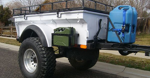 Bolt Together Fiberglass Jeep Tub Trailer Kit Page 42