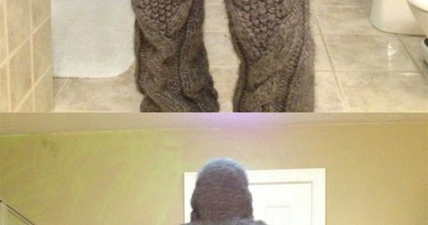 Gift idea: the full-body cable-knit. You're welcome. | Pinterest, You Are Drunk