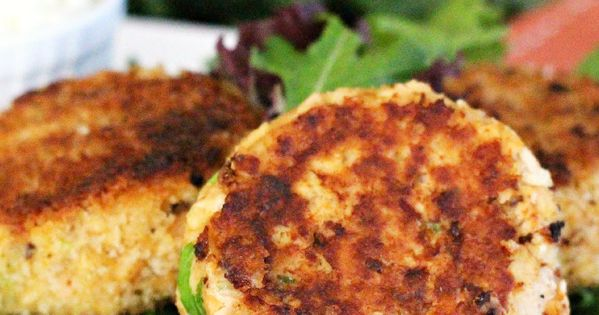 Salmon patties, Salmon and To die for on Pinterest