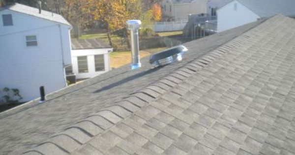New Roof Attic Fan B Vent In Brick Nj Roofing Roof Repair Roofing Contractors