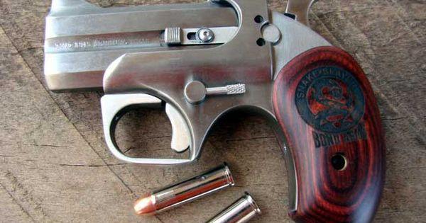 45 410 Derringer Firearms – Billy Knight